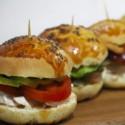 Mini Sandwiches y Tapaditos