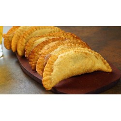 Empanadas Grandes de queso 17cms x20