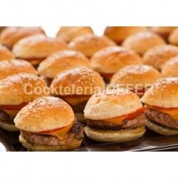 Chesse Burgers x25
