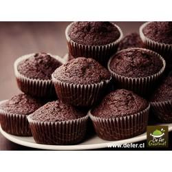 Muffins de chocolate x6