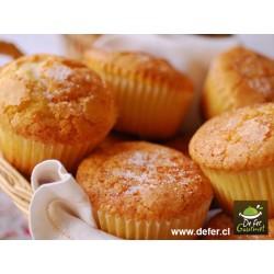 Muffins de vainilla x6